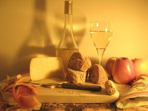 Také ve Světlé Hoře měli milovníci vína koštovací den