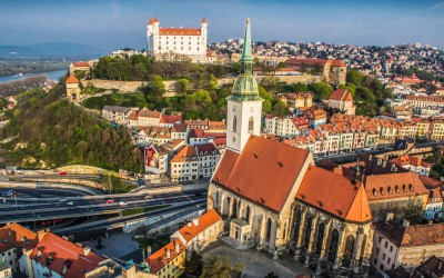VOC Modré hory na Festivalu frankovek a rosé vín v Bratislavě