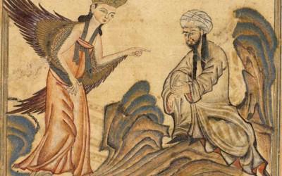 Starověký obyčej pití vína v muslimských zemích