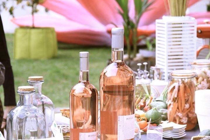 Růžová vína – základní informace