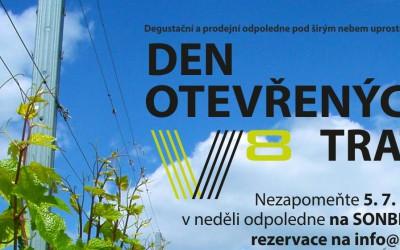Den otevřených tratí Aliance V8