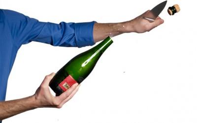 Šampaňské mění svou roli. Jako aperitiv už se nepoužívá