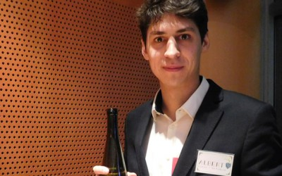 Rozhovor: Mladý vinař Albert Vyoral se díky své lásce k vínu dostal do projektu motivačních stáží