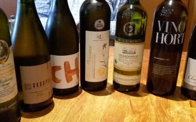 Test Chardonnay: Moravská vína