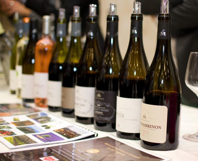 V Praze začne největší expozice vín a delikates