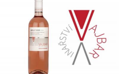 Soutěž růžových vín vyhrálo vinařství Vajbar ze Zaječí