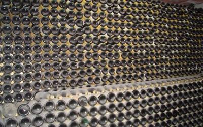 Vína nalezená na zámku v Bečově mají cenu až 30 miliónů