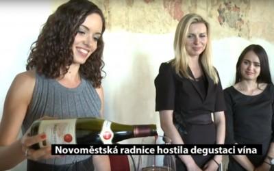 Châteauneuf-du-Pape v reportáži TV Praha