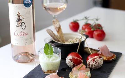 La vie en rosé – něco o růžovém víně
