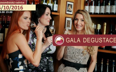 VINO.TK partnerem Gala degustace 2016
