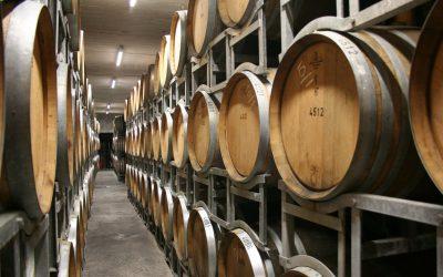 Lidé rok od roku více nakupují víno v pětilitrových soudcích