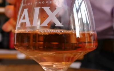 V hlavní roli víno – Aix rosé 2013, růžový pozdrav z Provence