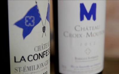 V hlavní roli víno – Croix Mouton 2012 + Confession 2010