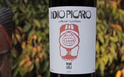 V hlavní roli víno – Chile – Cabernet sauvignon sindiánkem PICARO